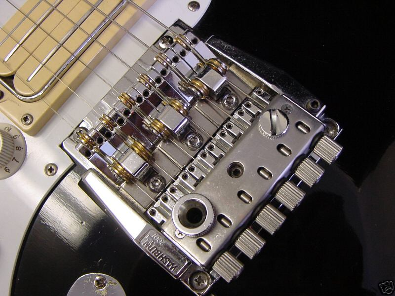 I want to modify my hardtail strat to have a tremolo(help